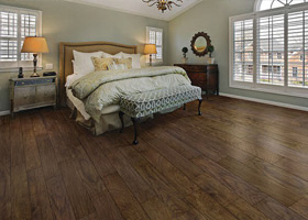 Hardwood flooring is a natural beauty flooring product